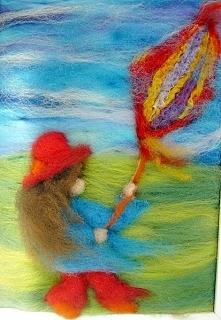 """""""Dziewczynka w czerwonym kapeluszu"""""""