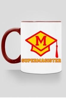 Supermagister - prezent na obronę pracy magisterskiej