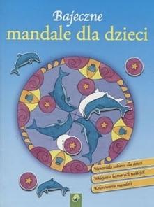 Bajeczne mandale dla dzieci - Delfin (143062)