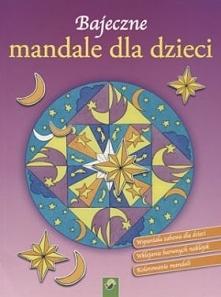 Bajeczne mandale dla dzieci - Gwiazdy (143060)