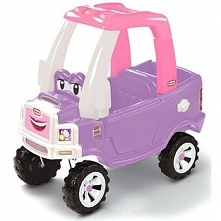 Little Tikes Samochód Cozy Truck Księżniczki 627514