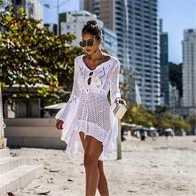 Sukienka plażowa Greece z n...