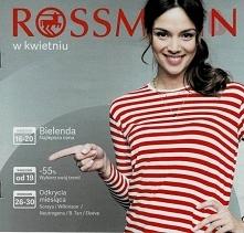 Rossmann promocje -55%