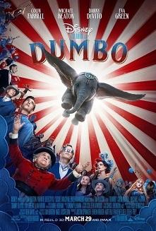 Dumbo w reżyserii Tima Burt...
