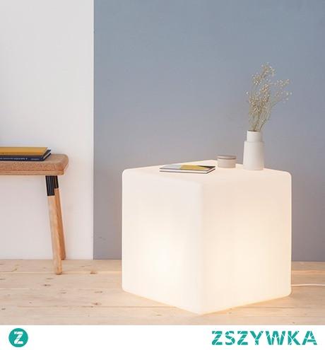 Świecący sześcian LED - ekotechnik24.pl