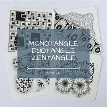 Jak rysować Zentangle