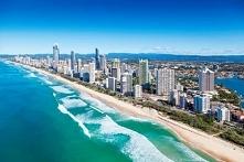 Miasto w Australii, Gold Coast. Niesamowite puzzle, zapraszamy! ❤️