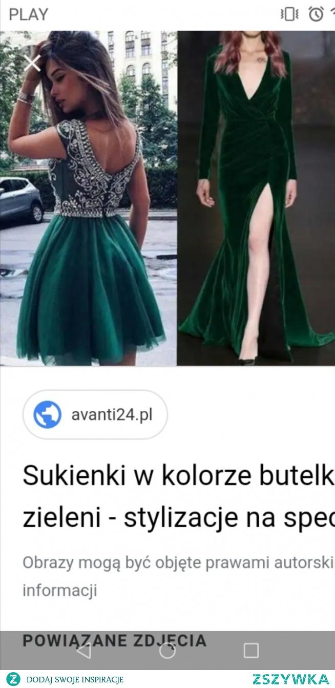 Pomóżcie znaleźć pierwsza sukienkę jak na zdjeciu