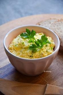 Błyskawiczna pasta jajeczna...