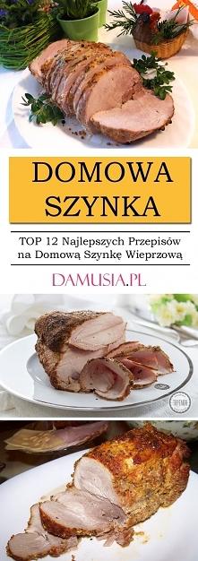 Domowa Szynka – TOP 12 Najl...