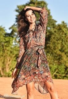 Sukienka casual z kolekcji ...