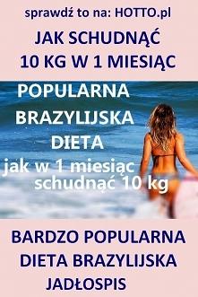 POPULARNA DIETA BRAZYLIJSKA, czyli jak schudnąć nawet 10 kg w miesiąc. Dieta brazylijska to najnowszy trend w diecie. Niesamowite efekty odchudzania - nie czujesz głodu i chudni...