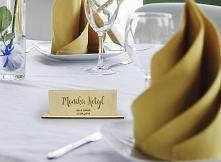 Winietki rustykalne, winietka rustykalna na stół