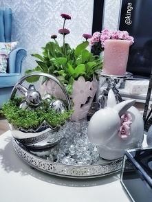 Wielkanocne dekoracje koszy...