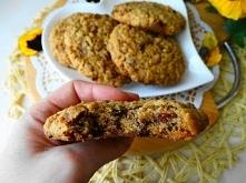 Ciasteczka Owsiane z Rodzyn...