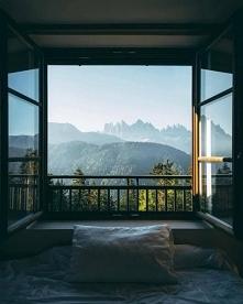 Bajeczny widok z okna <3