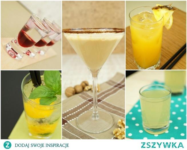 Drinki ze składników z Biedronki