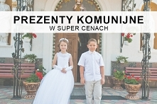 Prezenty komunijne 2019 dla...