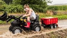 Najlepsze traktorki dla dzieci - w brykacze pl