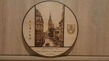 Stary Elbląg- widok na desc...