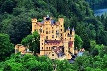 Niemcy. Hohenschwangau
