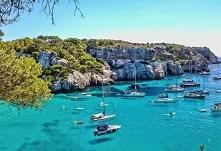Hiszpania. Minorka