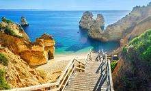 Portugalia. Praia do Camilo