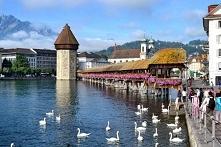 Szwajcaria. Lucerna
