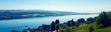 Szwajcaria. Hallwilersee