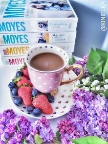 Odpoczynek kawa książki ins...
