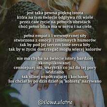 Kobieta - istota ziemska o wielu twarzach i talentach ;)