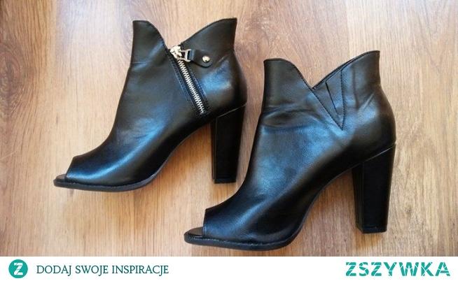 Hej dziewczyny, macie pomysł do czego nosić takie buciki? :)