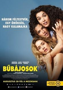 Siostry przyrodnie (2018)  komedia  Pewnego dnia trzy nieznające się kobiety ...