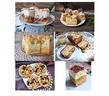 Najlepsze ciasta i desery z...