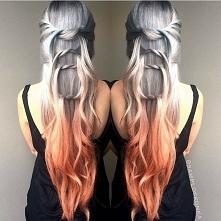 silver peach