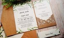 zaproszenia ślubne w pasjon...
