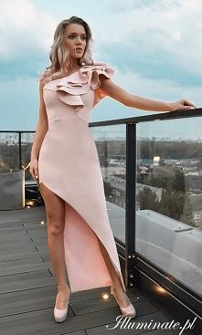 Sukienka dla druhny od illu...