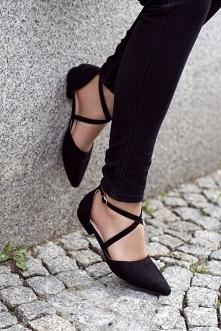 Czarne baleriny