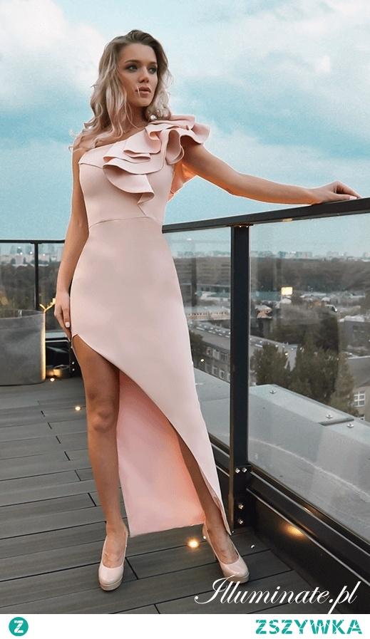 Sukienka dla druhny od illuminate.pl <3
