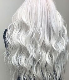 Białe włosy! TAK czy NIE?