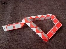 Kostka Rubika, wąż Rubika i...