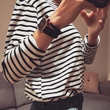 Bluzka w paski od agnieszkasikorska982 z 14 maja - najlepsze stylizacje i ciuszki