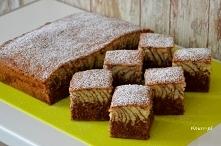 Kultowe ciasto w nieco innej odsłonie. Wygląda pięknie, smakuje jeszcze lepie...