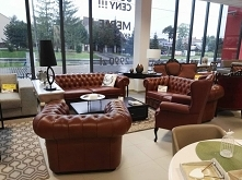 Zestaw Chesterfield - Meble...