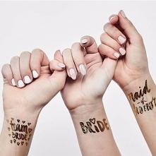 Tatuaże na Wieczór Panieńsk...