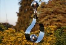 dekoracje metalowe ozdoby do ogrodu