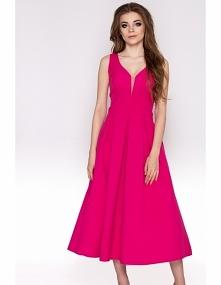 Sukienka na wesele lub komu...