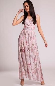 Kopertowa sukienka Roco Fas...