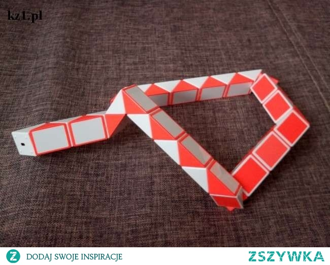Kostka Rubika, wąż Rubika i trójkąt Rubika - jak układać, jak grać?