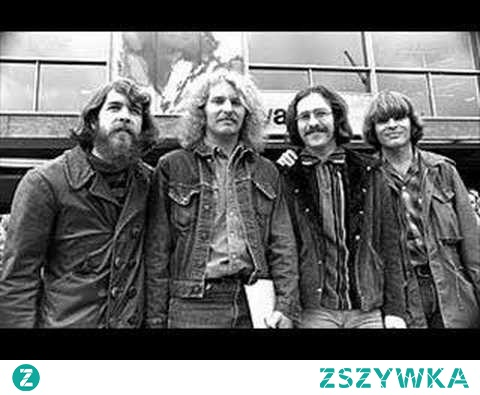 Creedence Clearwater Revival: Proud Mary